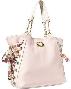 8a9bea736831 MIX AND MATCH TOTE Betsey Johnson Handbags