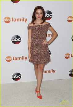 Haley Ramm at the ABC's TCA Party!