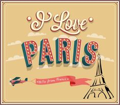 France, I Love Paris, Vintage, Retro, Design Eiffel Tower Pictures, Paris Canvas, Summer Courses, Facebook E Instagram, I Love Paris, How To Speak French, Acrylic Wall Art, Travel Scrapbook, Christmas Gifts For Her