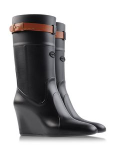 some of the best looking ever > Rainboots & Wellies - SERGIO ROSSI