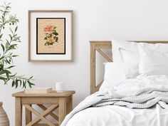 Pink Floral Artwork Botanical Print Rose Flower Prints Pink | Etsy Pink Wall Art, Beach Wall Art, Wall Art Prints, Farmhouse Wall Art, Modern Farmhouse Decor, Farmhouse Style, Floral Artwork, Floral Wall Art, London Wall