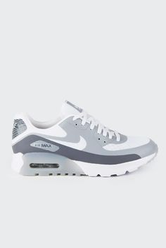 GOOD AS GOLD | Online Clothing Store | Mens & Womens Fashion | Streetwear | NZ — Womens Air Max 90 Ultra BR - white/cool grey