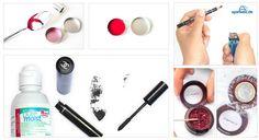 Bei #Make-up-Chaos und Schminkpatzern helfen euch diese günstigen Reparatur- und #Schminktipps. #sparwelt #spardichreich #sparen