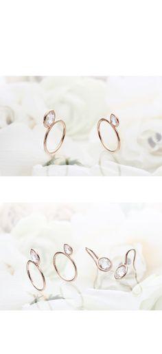 Initial Birthstone Ring Custom Name Gemstone Dainty Birthstone