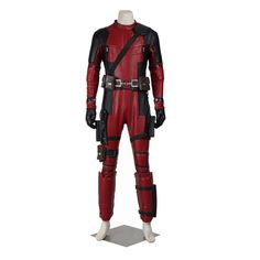 Cosplayfun X-Men Wade Wilson Deadpool Men Cosplay Costume Suit -- Read more reviews of the product by visiting the link on the image.