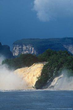 Canaima National Park, Bolivar State.