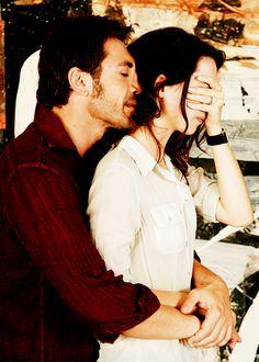 "Javier Bardem, Rebecca Hall  in ""Vicky Cristina Barcelona"" (2008)"