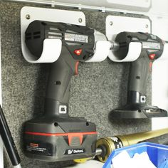 Picture of Cordless Drill, Cordless Impact Holder, Bare