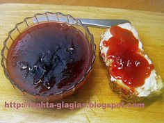 Μαρμελάδα Βανίλια φρούτο Mousse, Caramel, Fruit Jam, Greek Recipes, C'est Bon, Pitta, Bon Appetit, Jelly, Sweet Treats