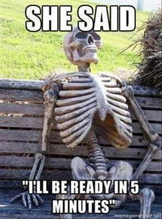Waiting for season 3 of Young Justice. Or at least a TV show of it. Band Nerd, Waiting Skeleton Meme, Funny Skeleton, Miraculous Ladybug, Facts About Time, Attack On Titan, Personalidad Infj, Otaku, Funny Jokes