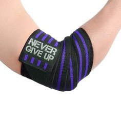 HYFAN Professional Wrist Elbow Knee Wraps Elastic Straps Brace Support Protector for Weightlifting Workout Bodybuilding Gym Fitness Weight Lifting Workouts, Chest Workouts, Gym Workouts, Weight Loss Tips, Lose Weight, Workout Pictures, Fitness Pictures, Knee Wraps, Bodybuilding Workouts