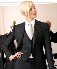 #Stylish Ways to Wear a Tie While Still Looking Feminine ...