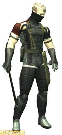 Metal Gear - Null