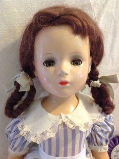 "Vintage 1946 Madame Alexander ""Margaret O'Brien"""