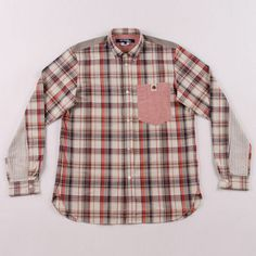 Junya Watanabe COMME Des GARÇONS MAN – Spring 2012 Shirt Collection