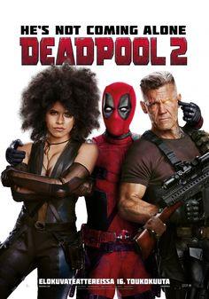 Deadpool 2 - 18 Mayıs 2018 - Özdilek