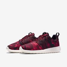 the latest 79e44 ef42f NIKE ROSHE ONE PRINT - DARING RED   GYM RED - TEAM RED - BLACK