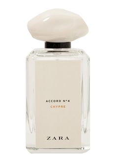 Accord No 4 Chypre by Zara is a Chypre fragrance for women. This is a new fragrance. Accord No 4 Chypre was launched in 2017. Top notes are pomegranate and peony; middle notes are rose and apricot; ba...