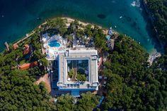 Croatia, Mali Lošinj, Hotel Bellevue***** http://www.relaxino.com/en/croatia-mali-losinj-hotel-bellevue