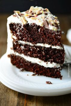 Peppermint Chocolate Cake Recipe