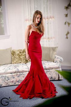 Prom Dresses, Formal Dresses, Cherry Red, Vampires, Debt, Custom Made, Gowns, Model, Inspiration