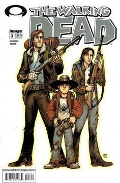 The Walking Dead En Español: Cómic #3