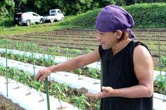 アトピーがきっかけで有機農家に【kanade農園レポ①】