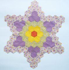 Sew - Quilt - Hexagon Star