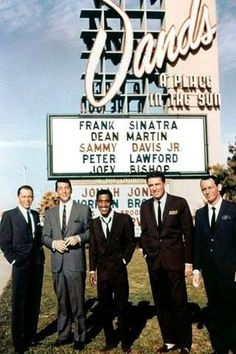 ....The Rat Pack.... I love the picture!!!!