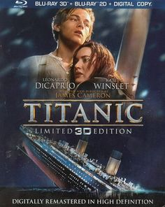 Titanic 3D Blu-Ray Review & Podcast.