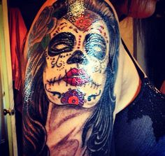 Day of the dead .