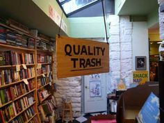 44 of the best bookstores in America! One of my favorites- and local- bookstores, Common Good Books made the list!