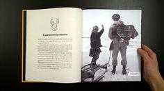 Tekijöiden päivillä 2016 mukana Lapin kaskukirjan tekijät Markku Torkko ja Mauno Kylli omalla osastollaan B60.
