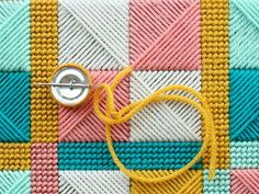 needlepoint purse I am going to do this!
