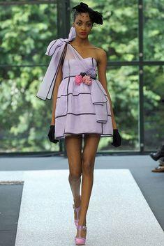 Luella Spring 2009 Ready-to-Wear Fashion Show - Jourdan Dunn