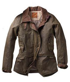 5f5d5560be75b Kettle Mountain Wax Jacket by Eddie Bauer Ideias, Eddie Bauer, Blusões,  Roupas Fashion