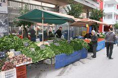 Λαϊκές Αγορές Pergola, Outdoor Structures, Plants, Outdoor Pergola, Plant, Planets