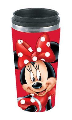 Minnie Mouse mug Cozinha Do Mickey Mouse, Mickey Mouse Cups, Mickey Mouse Kitchen, Disney Kitchen, Disney Mickey Mouse, Miki Y Mini, Disney Furniture, Disney Coffee Mugs, Disney Handbags
