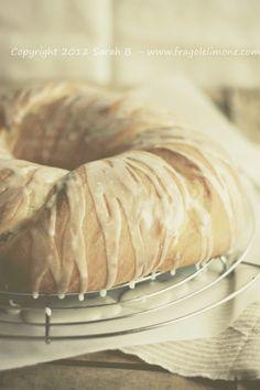 Sweet bread for breakfast