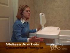 Video on aging in place and home modifications. Great info about occupational therapy's role.