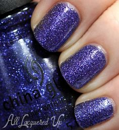 China Glaze All Wrapped Up Happy HoliGlaze Top Ten Tuesday   The Best Glittery, Sparkly Nail Polishes of 2013