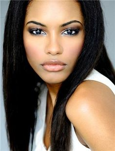 Sharam-Sharam Diniz - #African Model