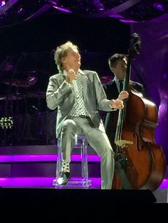 Rod Stewart in Minneapolis August 10 2014