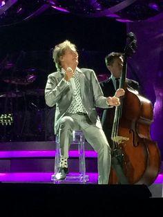 Rod Stewart in Minneapolis August 10 2014