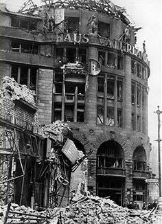 Haus Vaterland Berlin Ruine 1945