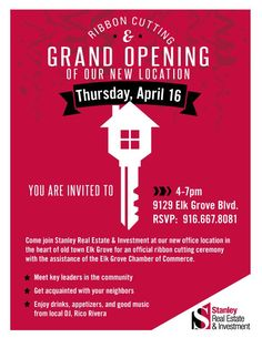 15 Best Open House Invite Images Grand Opening Invitations Open