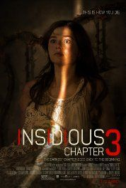 Insidious: Chapter 3 (2015) Pinned by The Naked Scotsman