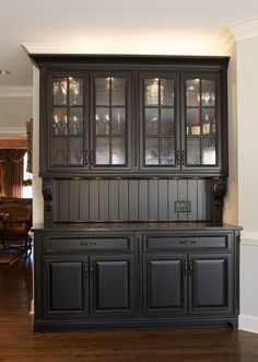 built in hutch white, back splash, match counter, and fogged glass Cheaper than stone