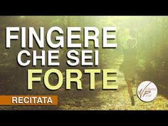 """Fingere che sei Forte"" Paulo Coelho - YouTube"