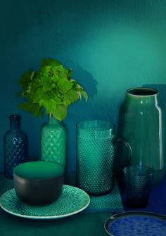collection printemps ete monoprix deco♫ ♥ X ღɱɧღ ❤ ~ Tues Dec 2014 Interior Design Inspiration, Color Inspiration, Green Kitchen, Green Turquoise, Turquoise Kitchen, Minimalist Decor, Home Decor Accessories, Shades Of Green, Colorful Interiors